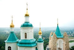 Church in ukraine Stock Photos