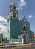 Church of the Universidad del Sagrado Corazon. Stock Photography