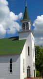 Church in Upper Peninsula Stock Photo