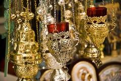 Church utensils Royalty Free Stock Photo