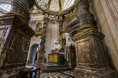 Church of the Val de Grace, Paris, France Royalty Free Stock Image