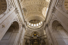 Church of the Val de Grace, Paris, France Royalty Free Stock Photo