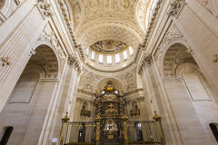 Church of the Val de Grace, Paris, France Stock Photo