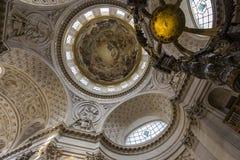 Church of the Val de Grace, Paris, France Stock Image