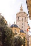 Church in Valencia Royalty Free Stock Photo