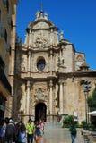 The church of Valencia Royalty Free Stock Photography