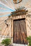 Church of valldemossa Stock Photo