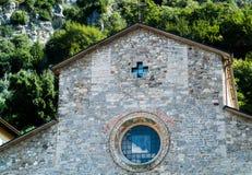 Church in Varenna Royalty Free Stock Image