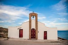 A church in Vasilikos Zakynthos. Beautiful royalty-free stock photography. a church in Vasilikos Zakynthos Greece Stock Images