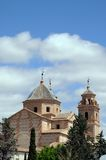 Church, Velez Rubio. Royalty Free Stock Photography