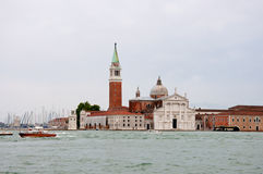 Church in Venice Royalty Free Stock Image