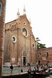 Church in Venice Royalty Free Stock Images
