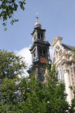 Church Vester-kerk Royalty Free Stock Images