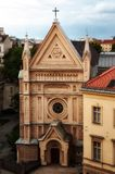 Church in Vienna Stock Image