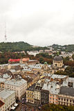 Church. A view of Church. Lviv. Ukraine stock photography