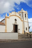 Church in Vila do Bispo, Algarve, Portugal Stock Photo