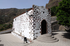 Church in village Masca, Tenerife, Spain Stock Images