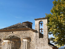 Church in village vikos Stock Photography