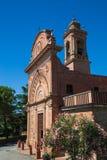 Church of Villastrada Stock Image