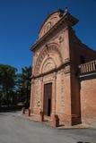 Church of Villastrada Royalty Free Stock Images