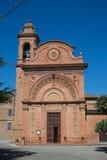 Church of Villastrada Royalty Free Stock Photography