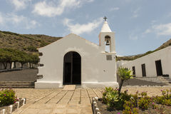 Church of the Virgin of the Kings. El Hierro, Canary Islands royalty free stock images