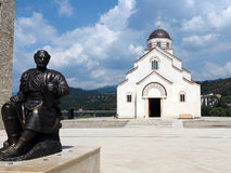 Church in Vishegrad Royalty Free Stock Photography