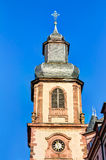 Church of the Visitation in Aschaffenburg Stock Photography