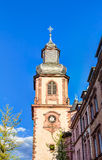 Church of the Visitation in Aschaffenburg Royalty Free Stock Photo