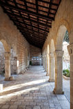 The Church of the Visitation in Ein Karem Stock Image