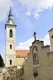 Church of the Visitation, Jerusalem Stock Photography