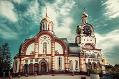 Church Vladimir Apostolic Stock Images