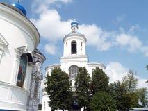 Church in Vladimir Royalty Free Stock Photos