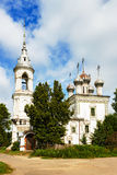 Church in vologda Stock Images