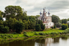 Church in vologda Stock Photography