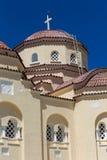 Church of Vothonas Stock Image