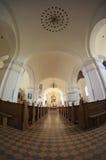 Church in Vukovar Stock Image