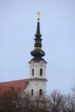 Church in Vukovar Royalty Free Stock Image