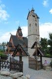 Church Wang, Karpacz, Poland Stock Photos