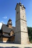 Church Wang in Karpacz Stock Photos