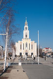 Church - Warsaw Royalty Free Stock Images