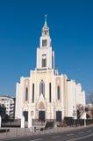 Church - Warsaw Stock Photo