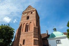 Church in Warsaw Stock Photos