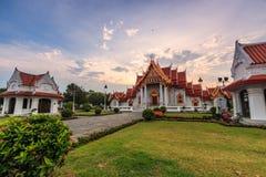 Church at Wat Benchamabophit Stock Photo