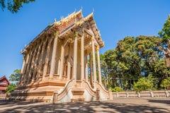 Church in Wat Pa Sutdhawas, sakon nakhon, thailand Stock Photos