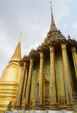 Church in Wat Phra Kaew Stock Image