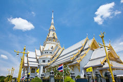 Church of wat sotorn Royalty Free Stock Images