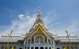 Church of wat sotorn Royalty Free Stock Photo
