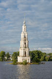 Church in water Stock Photography