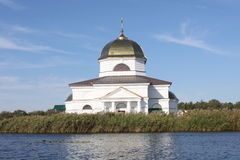 The church on the water Stock Images